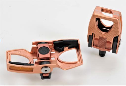 Strida Alloy Folding Pedal Copper