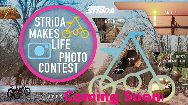 Strida Makes Life Photo Contest