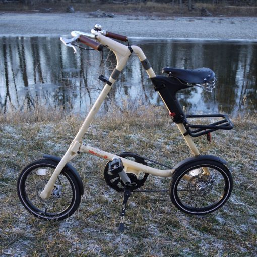 used Strida EVO